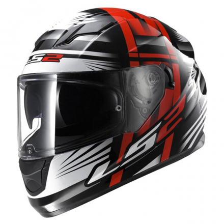 CASCO FF320 STREAM BANG BLACK RED