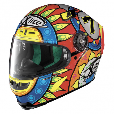 CASCO X-803 DAVIES METAL BLACK 019
