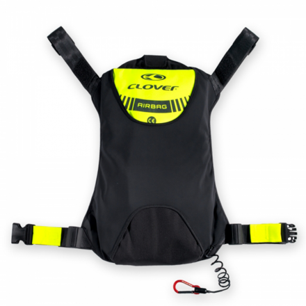 AIRBAG KIT-OUT CE NERO/GIALLO FLUO