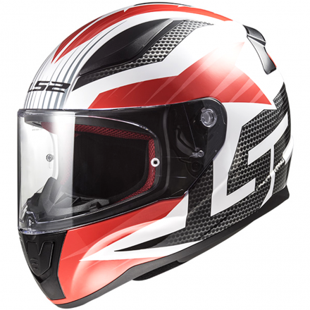 CASCO RAPID GRID WHITE/RED