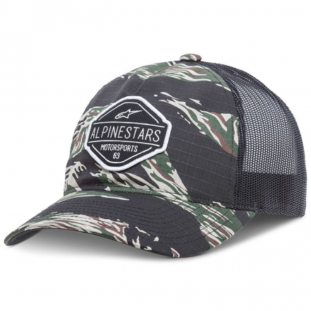 CAPPELLO FLAVOR HAT MILITARY GREEN