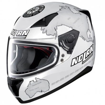 CASCO N60-5 GEMINI REP.CHECA FLAT WHT 029