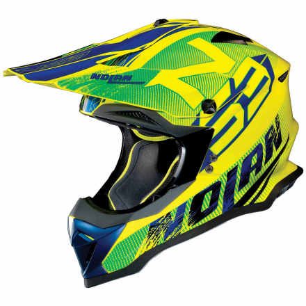 CASCO N53 WHOOP LED YELLOW 049