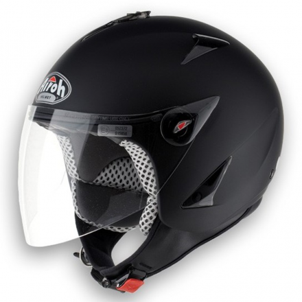 CASCO JT COLOR BLACK MATT