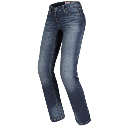 PANTALONE JEANS J-TRACKER LADY BLUE DARK USED