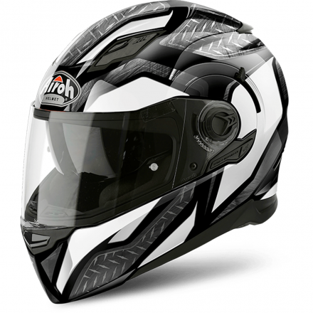CASCO MOVEMENT-S STEEL WHITE GLOSS