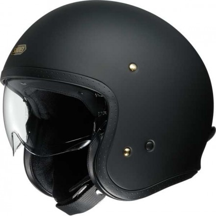 CASCO J-O UNIC MATT BLACK