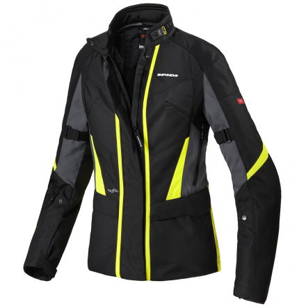 GIACCA TRAVELER 2 LADY YELLOW FLUO