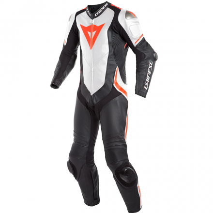 TUTA LAGUNA SECA 4 1PC BLK/WHT/FL-RED