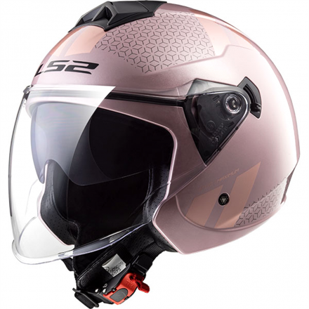 CASCO OF573 TWISTER COMBO PALE PINK