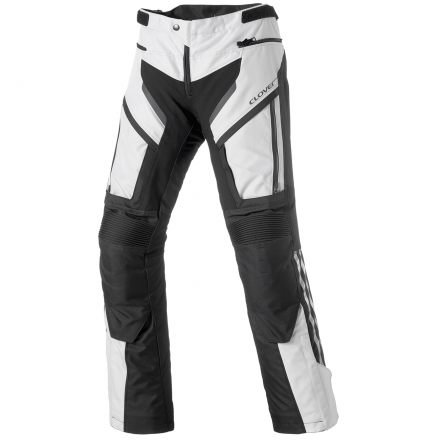 PANTALONE LIGHT-PRO 2 WP LADY MEMB.STACC.NER/GRI