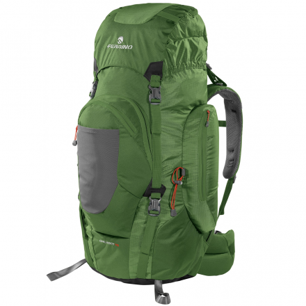 ZAINO CHILKOOT 75 VERDE