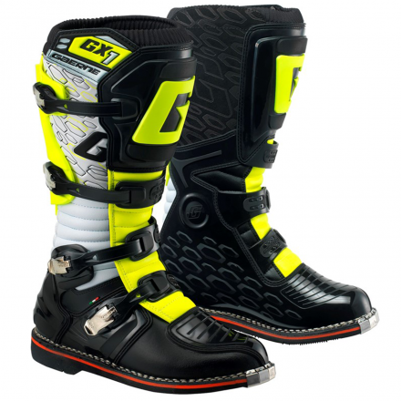 STIVALE GX 1 BLACK/YELLOW/WHITE
