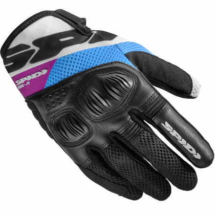 GUANTO FLASH-R EVO LADY BLK/FUCHS