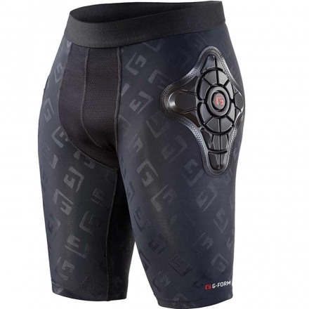 PANTALONE MEN'S PRO-X SHORT G-FORM BLK