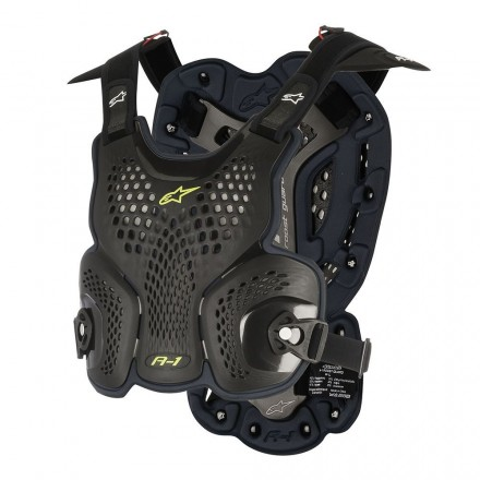 PETTORINA A-1 ROOST BLACK/ANTHRACITE