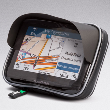 KIT CUSTODIA + AGGANCIO PER GPS50