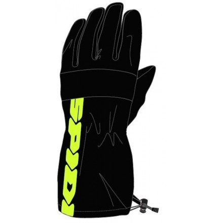 COPRIGUANTO OVERGLOVES YELLOW FLUO