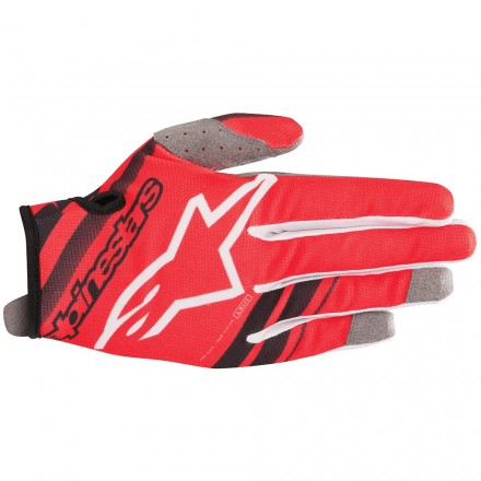 GUANTO RADAR YOUTH RED/BLACK