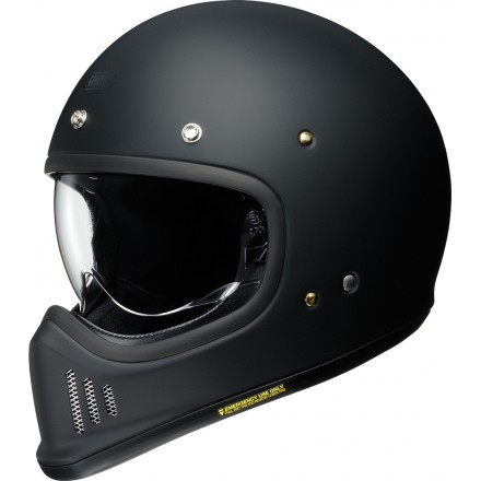 CASCO EX-ZERO MATT BLACK