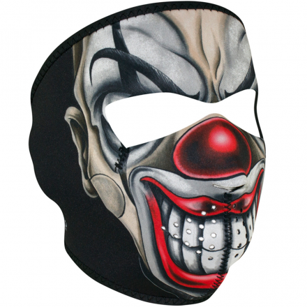 FULL MASK CHICANO CLOWN